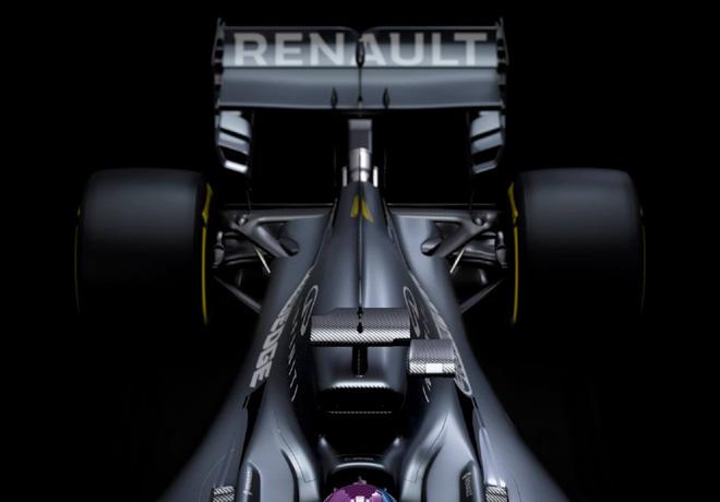 Formula 1 - Renault Sport F1 - RS20 adelanto 2