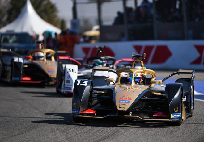 Formula E - Marrakech - Marruecos 2020 - Carrera - Antonio Felix da Costa - DS Techeetah