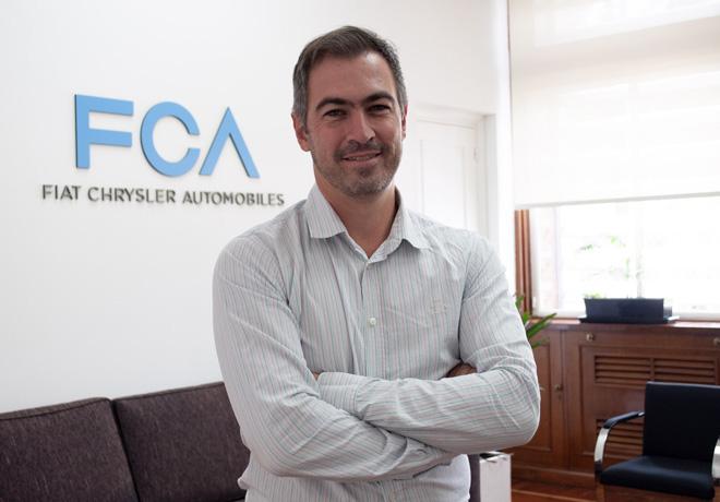 Guillermo Assales - Responsable de Calidad de FCA Automobiles Argentina
