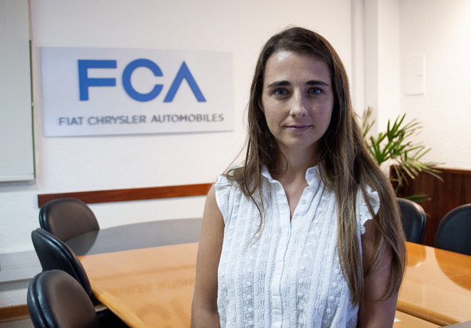 Mariana Schifani - Responsable de Supply Chain de FCA Automobiles Argentina