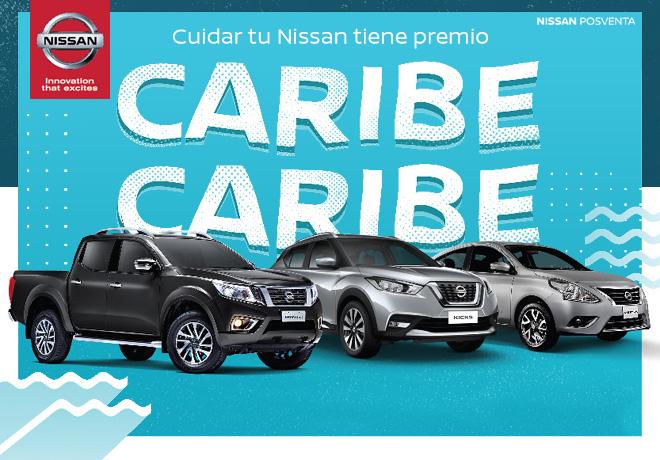 Posventa - Tu Nissan te lleva al Caribe