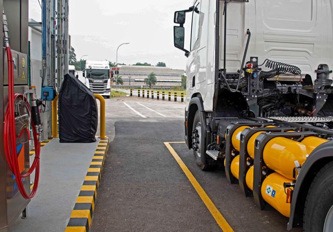 Scania apuesta por el gas y lleva su produccion a Latinoamerica 2