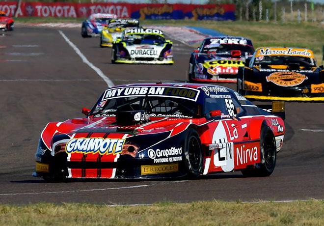 TC Pista - Viedma 2020 - Federico Iribarne - Chevrolet