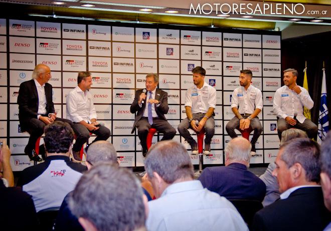 Toyota Gazoo Racing Argentina presento su plantel de pilotos para la temporada 2020 de Super TC2000 1