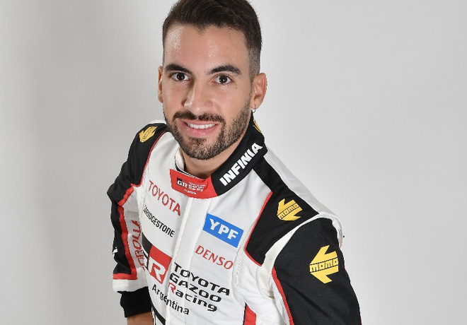 Toyota Gazoo Racing llega al Turismo Nacional con Julian Santero como piloto