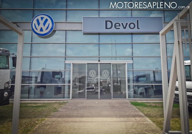 VW Camiones y Buses - La Ruta del Cliente - Devol 1