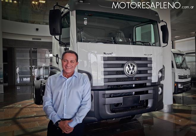 VW Camiones y Buses - La Ruta del Cliente - Eduardo A Osuna