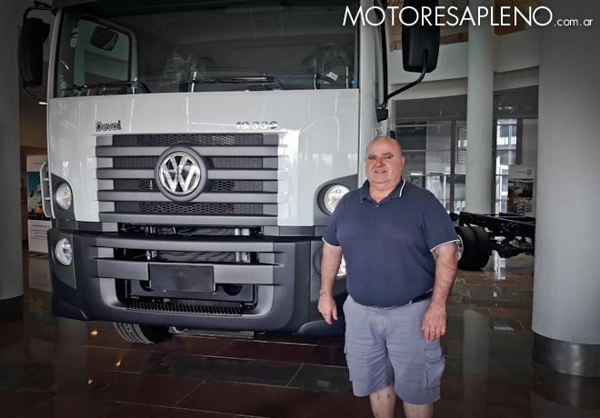 VW Camiones y Buses - La Ruta del Cliente - Jorge Da Collina