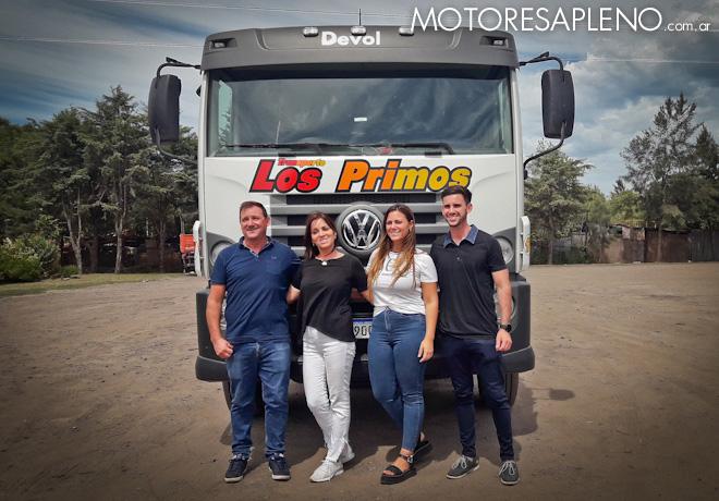VW Camiones y Buses - La Ruta del Cliente - Los Primos