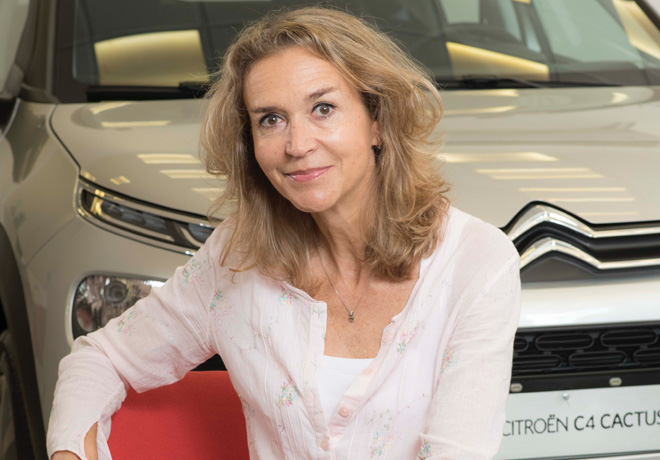 Valere Lourme - Directora de Marketing de Citroen