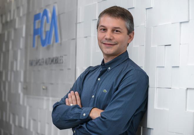 Victor von Ledebur - Director de Recursos Humanos de FCA Automobiles Argentina