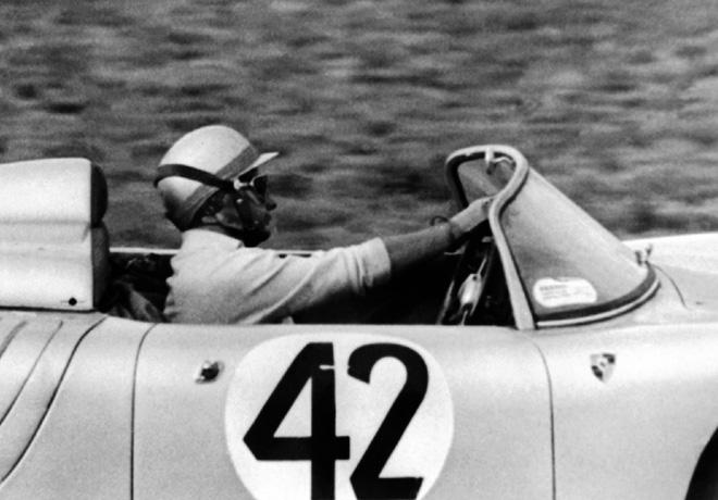 Sesenta años del primer triunfo de Porsche en carreras de larga duración.