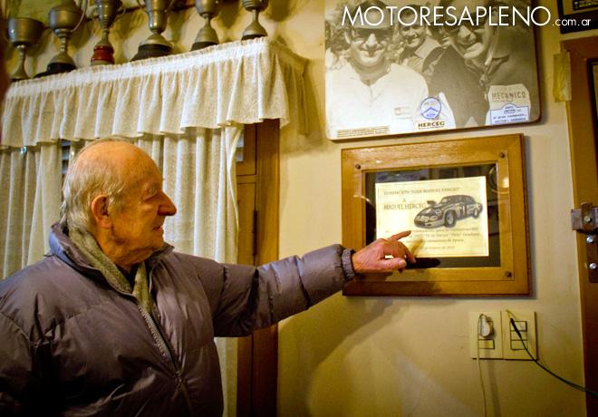 A 48 años del comienzo de una larga cadena de éxitos en el Turismo Carretera del Equipo Oficial Ford comandado por José Miguel Herceg.
