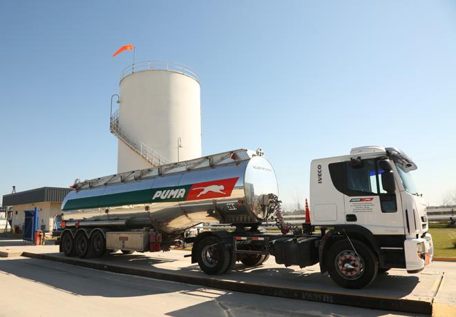 Puma Energy se sumó a la red de apoyo a transportistas.