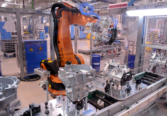 Volkswagen Group Argentina aumenta exportaciones desde su Centro Industrial Córdoba.
