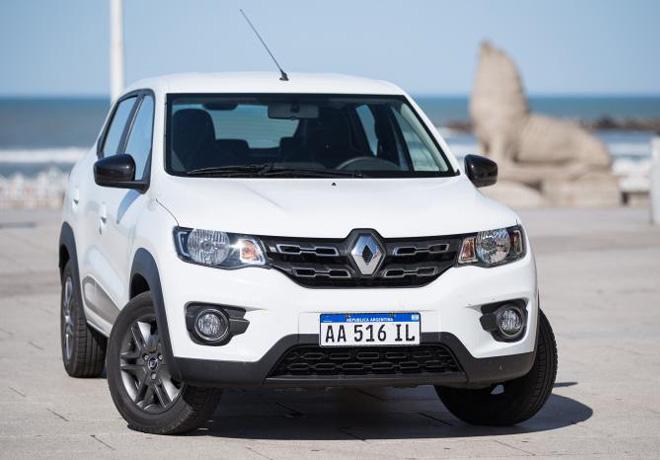 Nuevo Plan Rombo de 120 cuotas para el Renault Kwid.