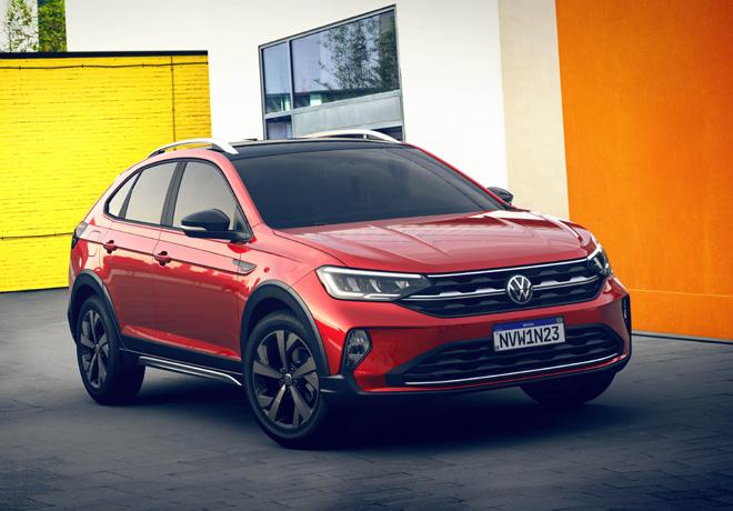 Nuevo Volkswagen Nivus: Versátil, moderno y conectado.