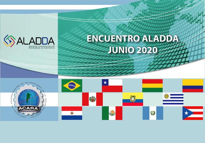 Concesionarios latinoamericanos en emergencia, esperan una caída del 40% de la actividad en la región.