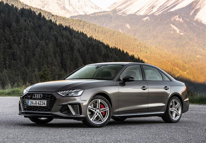 El nuevo Audi A4 llega a la Argentina.