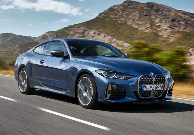 Se presentó el nuevo BMW Serie 4 Coupé: Más distintivo y deportivo que nunca.