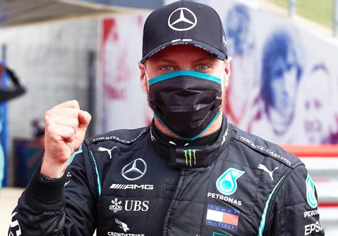 GP 70 Aniversario de Fórmula 1 en Silverstone – Clasificación: Hoy la pole position fue de Valtteri Bottas.