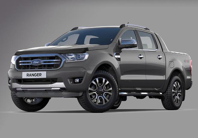 Ford ofrece la gama de accesorios más completa para personalizar la Ranger y mejorar la experiencia off-road.