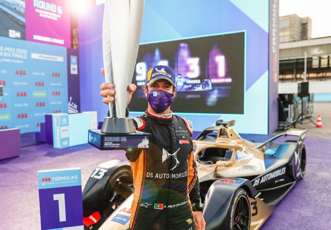Fórmula E en Berlín – Carrera 1: La victoria de Antonio Felix da Costa le permite consolidarse al frente del campeonato.