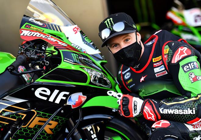 Jonathan Rea es nuevamente campeón del WSBK de la mano de ELF Moto.