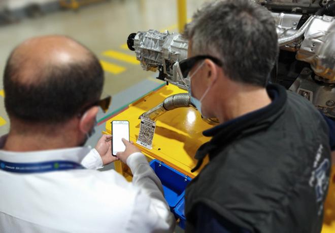 Industria  4.0: La transformación digital llegó a Ford para optimizar la producción de Ranger.