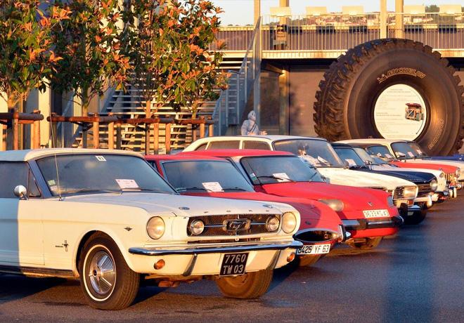 Michelin acompaña a los aficionados de autos clásicos con neumáticos adaptados a cada época.