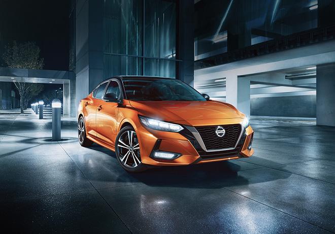 Nuevo Nissan Sentra: El equilibrio perfecto entre diseño y tecnología.