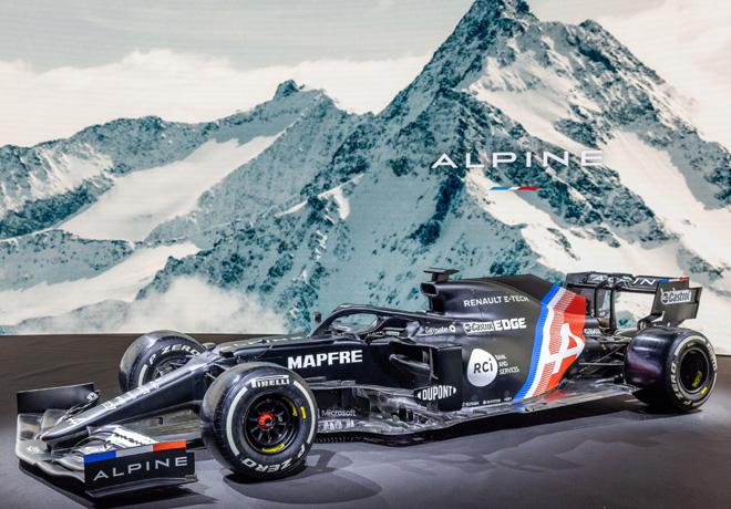 Alpine, a la vanguardia de la innovación de Groupe Renault con exclusivos autos deportivos.