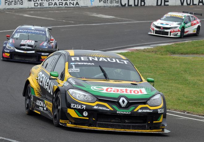 Super TC2000 en Paraná – Carrera Clasificatoria: Leonel Pernía sigue con su racha ganadora.