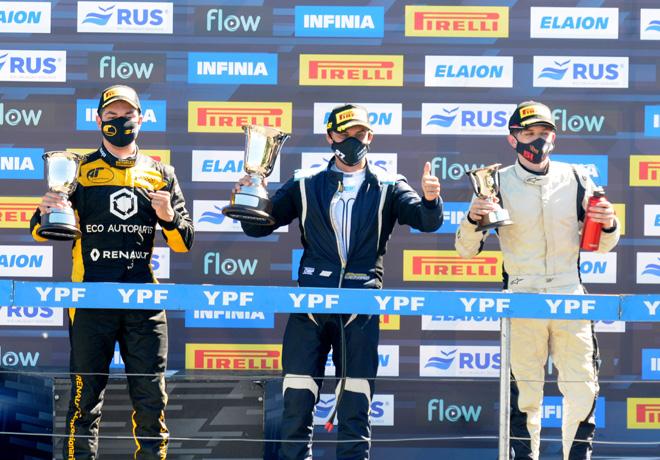 TC2000 en Paraná – Carrera: Ventana consiguió su primer triunfo de la temporada.