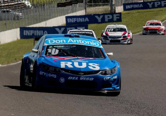 Top Race en Paraná – Carrera: Diego Azar consiguió una nueva victoria en la temporada 2020/21.
