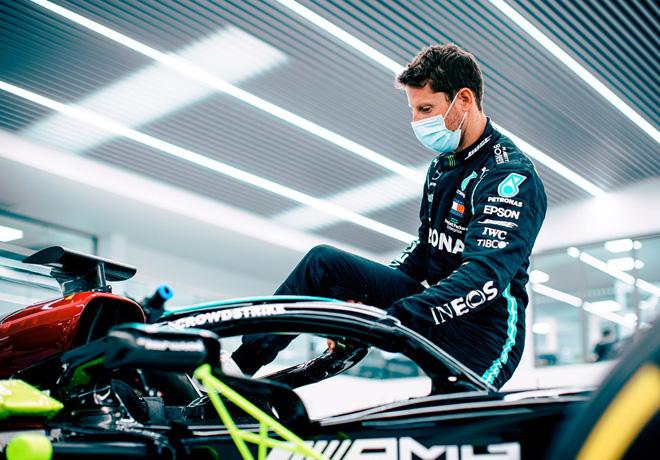 Fórmula 1: El regreso del Grosjean.