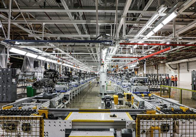 Ford Argentina transforma su Planta de Pacheco para producir la nueva generación de Ranger 2023.