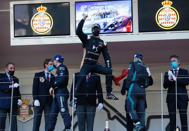 Fórmula E en Montecarlo – Carrera: Da Costa logró la victoria en la última vuelta.