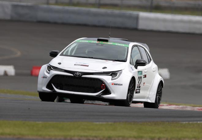 Toyota desarrolla tecnologías de motores de hidrógeno para el automovilismo deportivo.