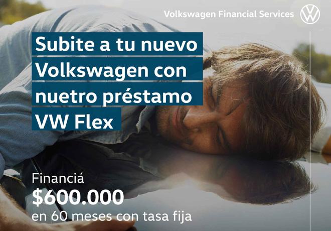 VW Financial Services presenta VW Flex, su nuevo sistema de préstamos.