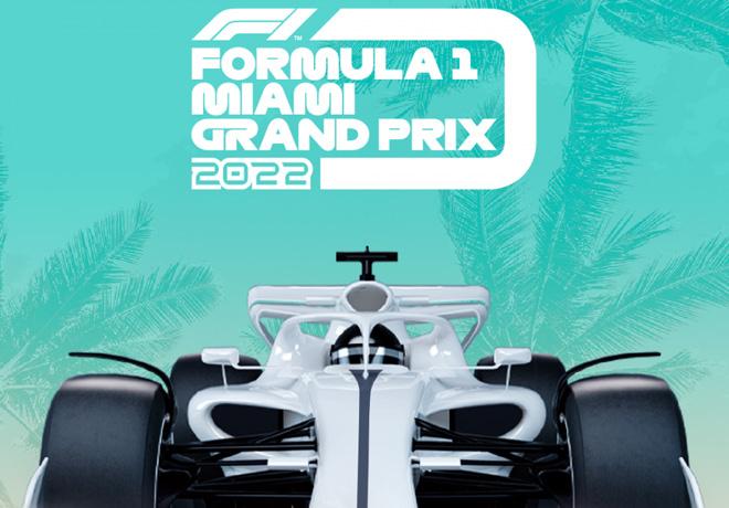 Fórmula 1: Miami ya tiene fecha de estreno, 8 de mayo de 2022.