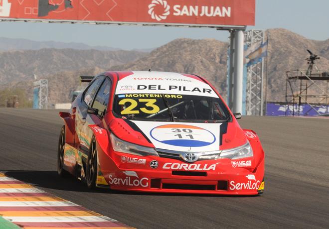 TC2000 en Villicum, San Juan – Carrera Sprint: Primera victoria de Ignacio Montenegro.