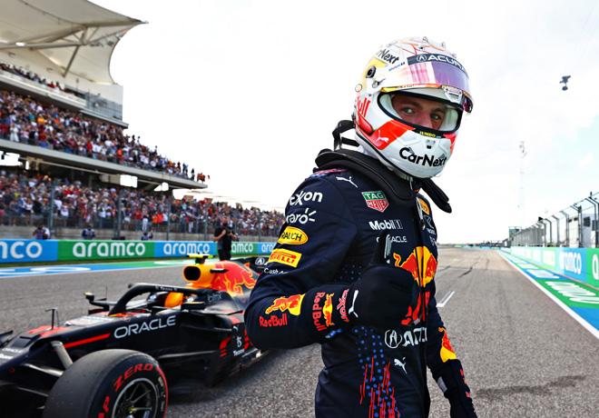 GP de los Estados Unidos de Fórmula 1 – Clasificación: Pole de Max Verstappen en Austin, Texas.