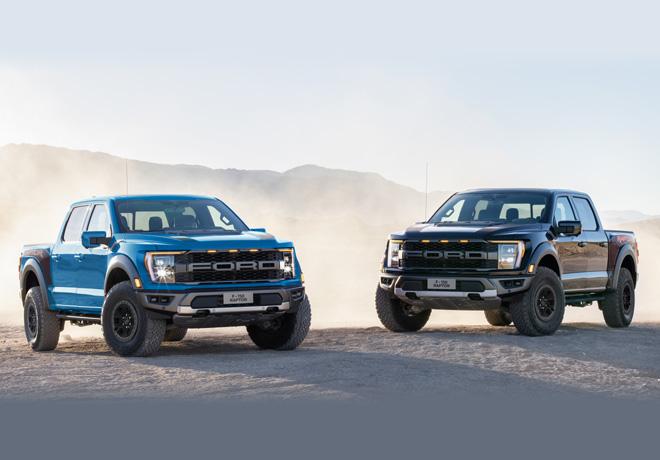 Nueva F-150 Raptor: Ford Argentina lanza la nueva generación de la pick-up más extrema del mundo.