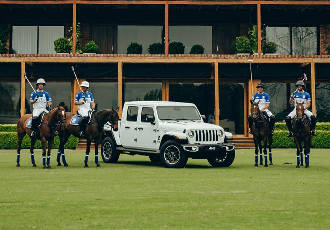 Ellerstina Johor Polo Team, sponsoreada por Jeep, ganó el Abierto de Tortugas.