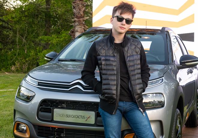 El Nuevo SUV C4 Cactus «X-Series» presente en «X-Real».