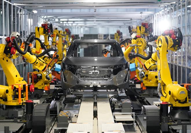 Nissan presenta Intelligent Factory.