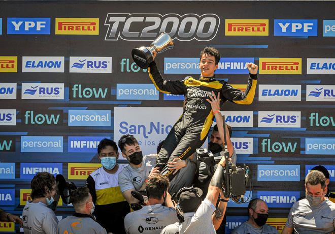TC2000 en San Nicolás II – Carrera: Triunfo de Facundo Marques y Campeonato anticipado para Jorge Barrio.