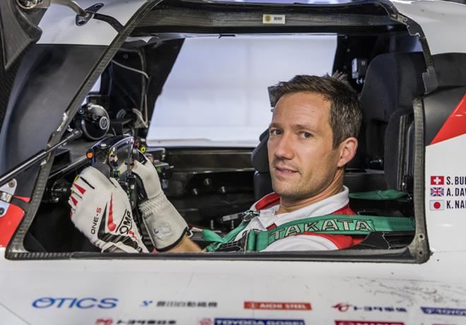 WEC: Sébastien Ogier probará el Hypercar de Toyota Gazoo Racing en Barein.
